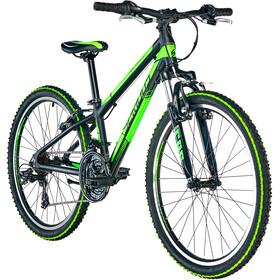 """Serious Rockville Rower dziecięcy  24"""" zielony/czarny"""
